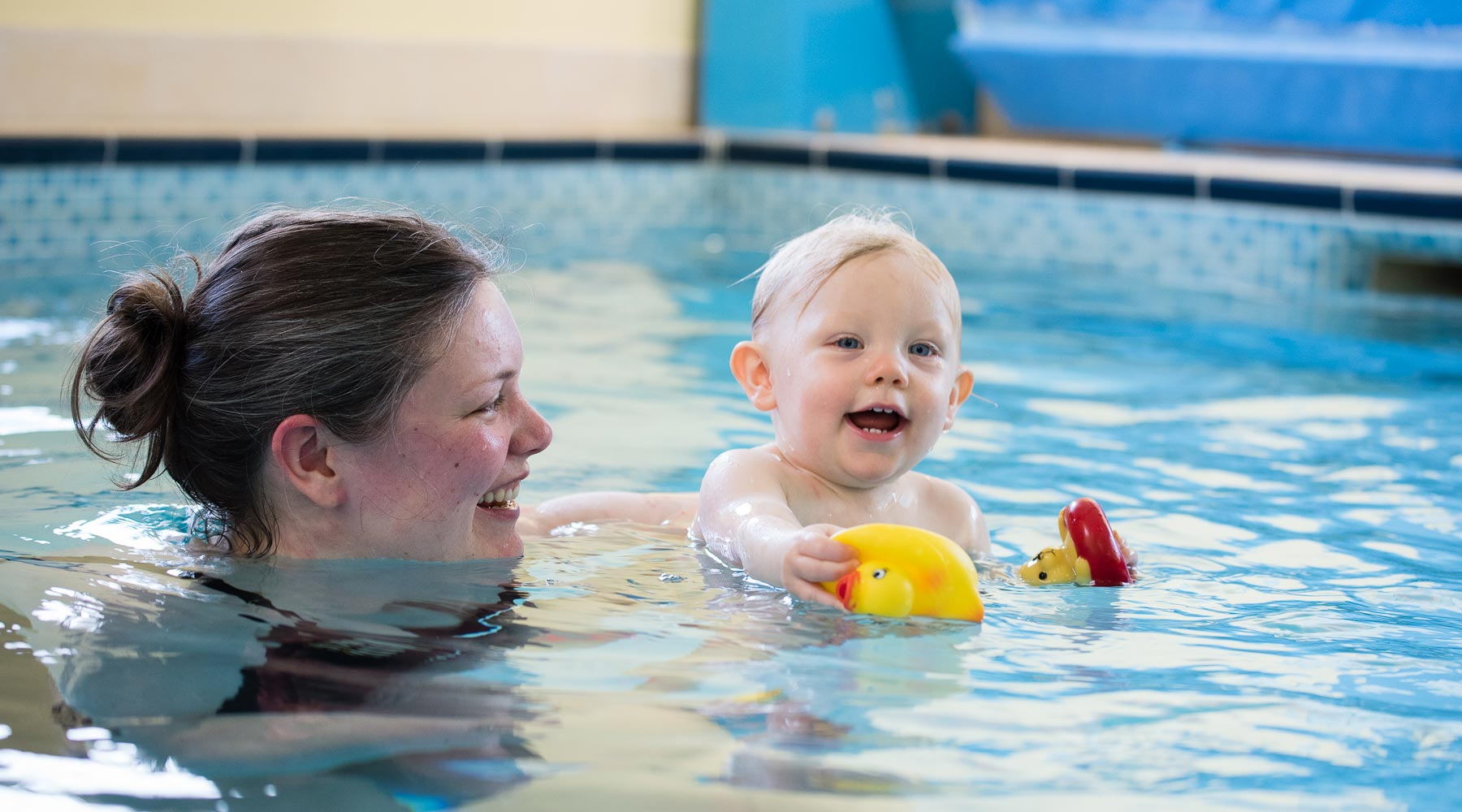The latest news from Baby Swimming